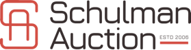 Schulman Auction, LLC Logo